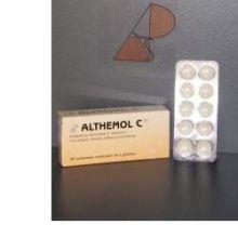 ALTHEMOL C 30 COMPRESSE MASTICABILI Difese immunitarie