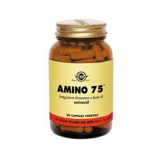 AMINO 75 30 CAPSULE VEGETALI Proteine e aminoacidi