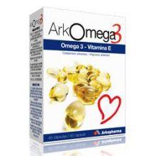 ARKOMEGA 3 BLISTER 45 CAPSULE Omega 3, 6 e 9