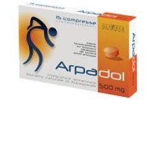 ARPADOL 15 COMPRESSE Ossa e articolazioni
