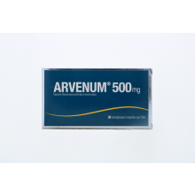 ARVENUM 500*30 COMPRESSE RIVESTITE 500MG Altri disturbi
