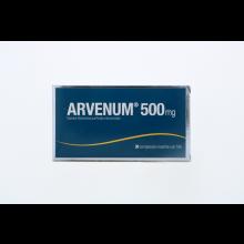 ARVENUM 500*30 COMPRESSE RIVESTITE 500MG Altri disturbi