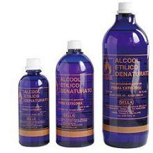 Alcool Etilico Denaturato 250ML Disinfettanti