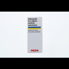Allergodil Collirio Flaconcino 6 ml 0,05% Decongestionanti