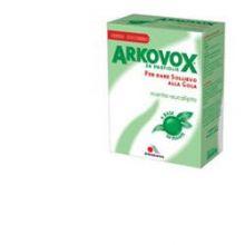 Arkovox Menta Eucalipto 24 Caramelle Polivalenti e altri