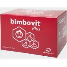 BIMBOVIT PLUS 15 BUSTINE DA 7G Multivitaminici