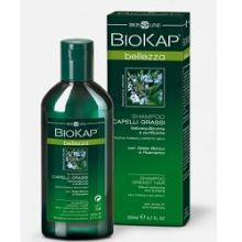 BIOKAP SHAMPOO CAPELLI GRASSI 200ML Shampoo capelli grassi