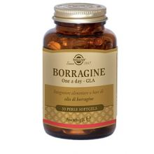 BORRAGINE ONE A DAY GLA 30 PERLE Integratori per la Pelle