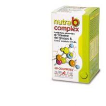 B COMPLEX 60 COMPRESSE Vitamina B