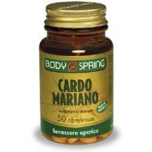 Body Spring Cardo Mariano 50 Compresse Digestione e Depurazione