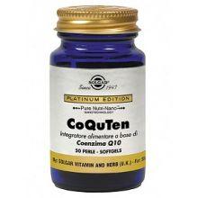 CoQuTen Solgar 50 Perle Softgels Anti age
