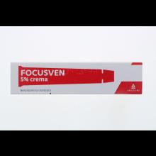 FOCUSVEN* 5% CREMA 50G Pomate, cerotti, garze e spray dermatologici