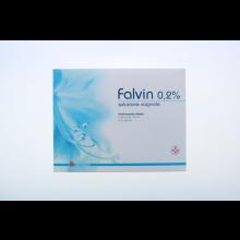 Falvin Lavanda vaginale 0,2% 5 Flaconi 150ml Schiume, lavande e detergenti vaginali