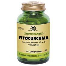 Fitocurcuma 60 Capsule Vegetali Anti age