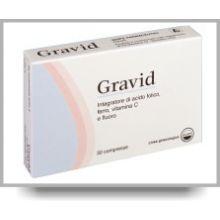 GRAVID 30 COMPRESSE Integratori per gravidanza e allattamento