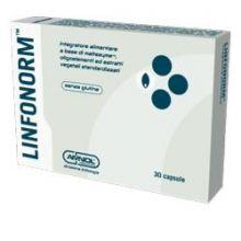 LINFONORM 30 CAPSULE Drenanti forti