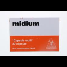 MIDIUM*30CPS Tonici, vitaminici e sali minerali