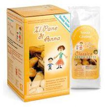 PANE ANNA FAR S/LAT 250G Farine senza glutine
