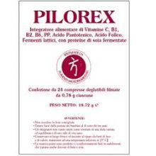 PILOREX 24CPR Fermenti lattici e digestione