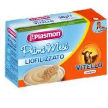 PLASMON LIOF VITELLO 10GX3PZ Liofilizzati per bambini