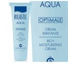RILASTIL AQUA OPTIMALE CR 50ML Pelle secca