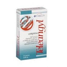 TELEANGYL PHARCOS 20CPR Cellulite