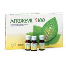 AFROREVIL S100 12 FLACONCINI 10ML Tonici e per la memoria