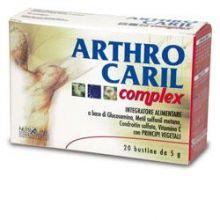 ARTHROCARIL 20 BUSTE Ossa e articolazioni