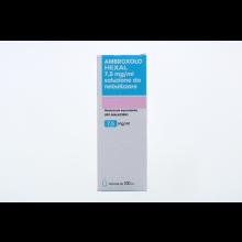 Ambroxolo Hexal Soluzione Da Nebulizzare Flacone 100 ml Mucolitici e fluidificanti