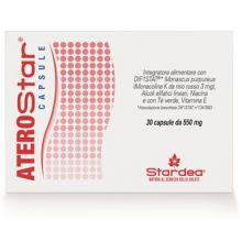 Aterostar 30 Capsule Colesterolo e circolazione