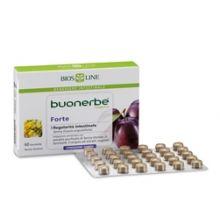 BIOSLINE BUONERBE FORTE 30 TAVOLETTE Digestivi e Depurativi