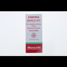 Canfora Marco Viti 10% Soluzione oleosa 100g Lozioni e polveri per la pelle