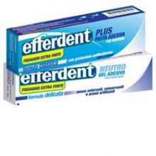 EFFERDENT PLUS PASTA ADESIVA PER DENTIERE 40ML Prodotti per dentiere e protesi dentarie