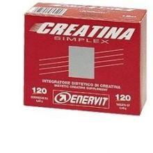 ENERVIT CREATINA 120 COMPRESSE Creatina e carnitina
