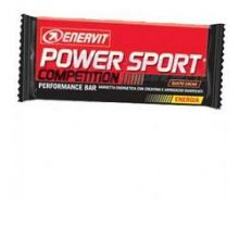 ENERVIT POWER SPORT COMPETITION AL CACAO UNA BARRETTA DA 40G Creatina e carnitina