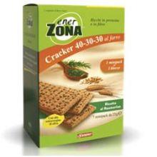 ENERZONA CRACKER GUSTO ROSMARINO 7 MINIPORZIONI DA 25G Alimenti sostitutivi