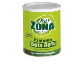ENERZONA PROTEINE DELLA SOIA ISOLATE LA 90% BARATTOLO DA 216G Alimenti sostitutivi