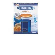 HERMESETAS GOLD 300+100 COMPRESSE Dolcificanti, sale e brodo