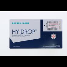 HYDROP* COLLIRIO MONODOSE 0,2% 20 FIALE DA 0,25ML Colliri e Pomate Oftalmiche Idratanti