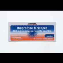Ibuprofene Ratiopharm 12 Compresse Rivestite 400 mg Ibuprofene