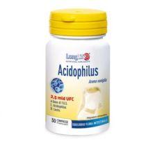 LONGLIFE ACIDOPHILUS 30TAV MAS Fermenti lattici e digestione