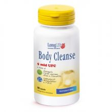 LONGLIFE BODY CLEANSE 90CPS Fermenti lattici