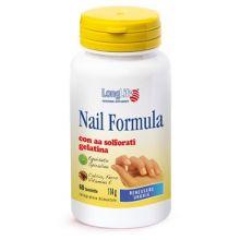 LongLife Nail Formula 60 Tavolette Integratori per capelli e unghie