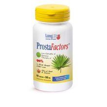 LongLife Prostafactors 60 capsule Prostata e Riproduzione Maschile