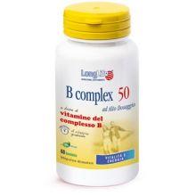 Longlife B Complex 50 60 tavolette Vitamina B