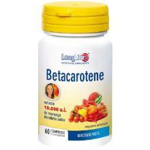 Longlife Betacarotene 60 Compresse Per la vista