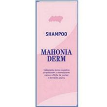 MAHONIA DERM SH 250ML Shampoo per dermatite seborroica