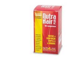 NUTRA HAIR PLUS 60 COMPRESSE Integratori per capelli e unghie