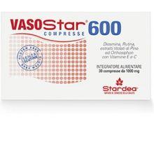 VASOSTAR 600 30CPR Drenanti forti