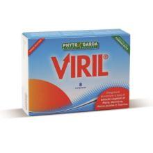 VIRIL 8CPR RIVESTITE Disfunzione erettile